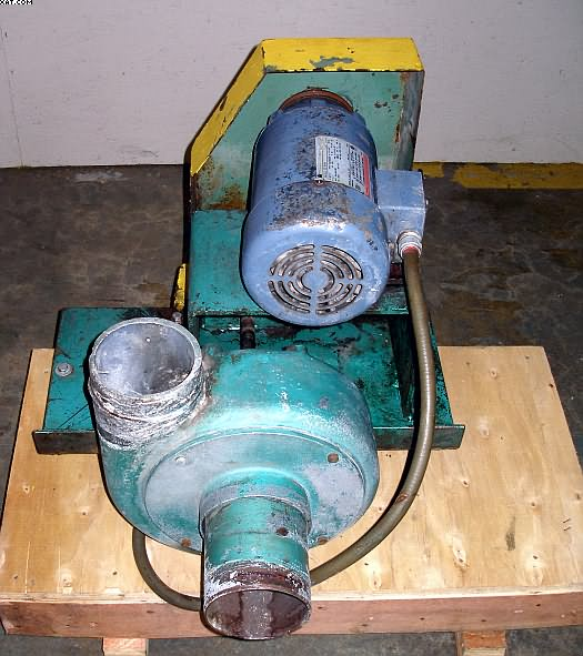 UNKNOWN Blower, 1.5 hp