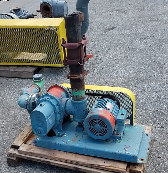 ROOTS Model 47RA  Vacuum Pump / Blower