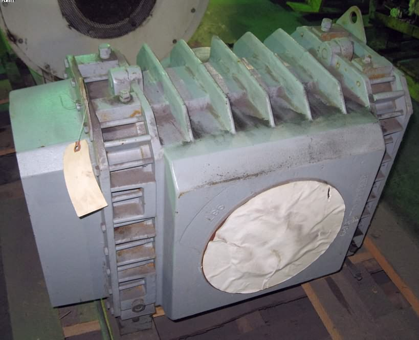 ROOTS DRESSER Rotary Lobe Blower, Model 616RGS JV,