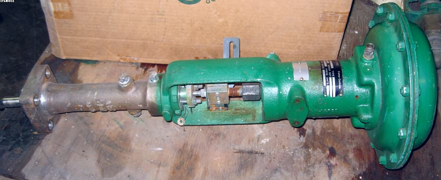 FISHER Actuator Type 667,