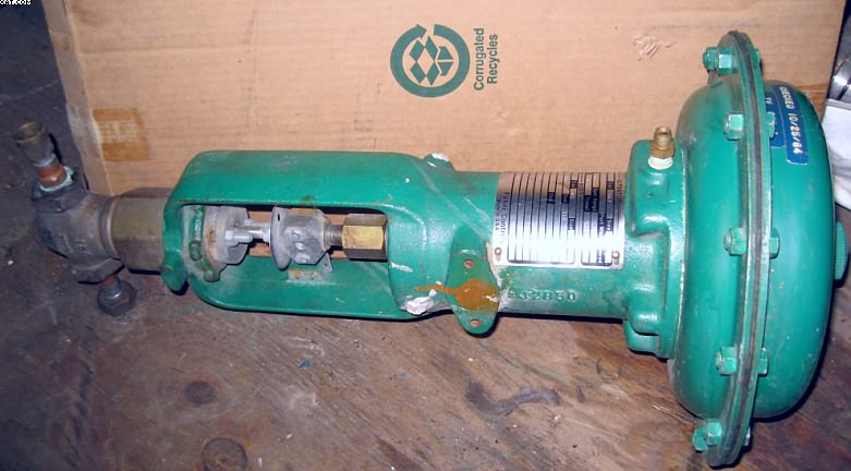 FISHER Actuator, Type 667,