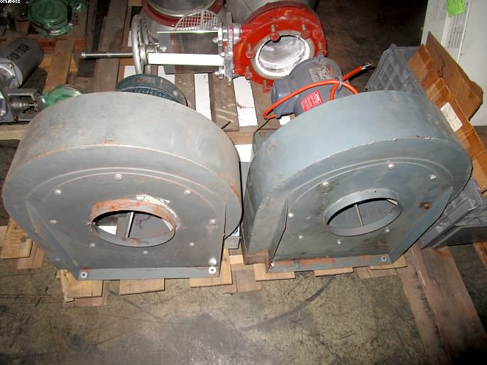 DAYTON Stock Fans, 5 hp.