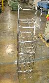 "Stackable Racks, ~14x16x12"" high, stainless steel,"