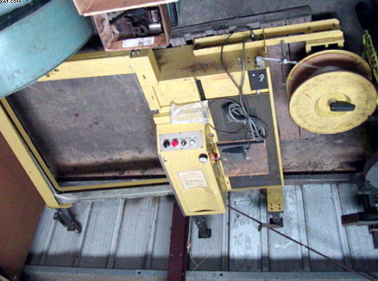 STRAPACK Automatic Strapping Machine, 1988 yr,