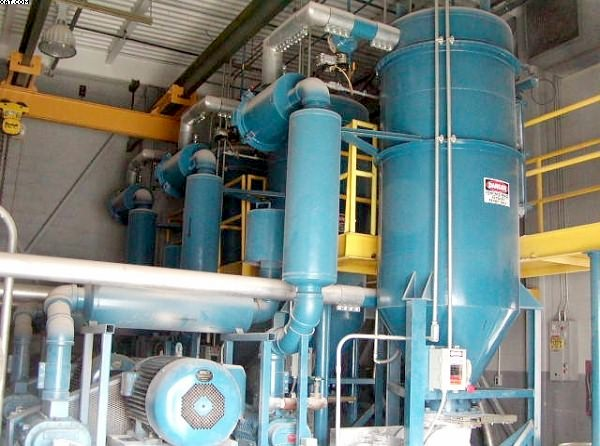 BIG JACK Twin Displacement Blower,