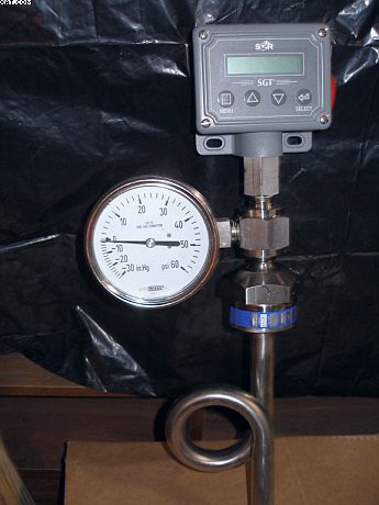SGT Model 990.10 Electronic pressure instrument,