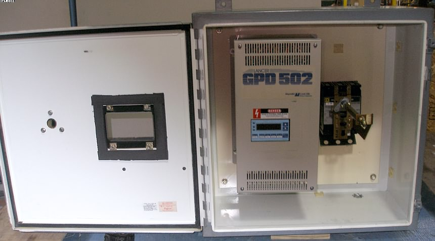 MAGNETEK LOUIS ALLIS Lancer GPD 502 AC Drives,