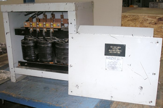 WARD TRANSFORMER COMPANY Step down Transformer, 30 Kva,