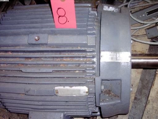 Westinghouse 50 Hp Ac Motor