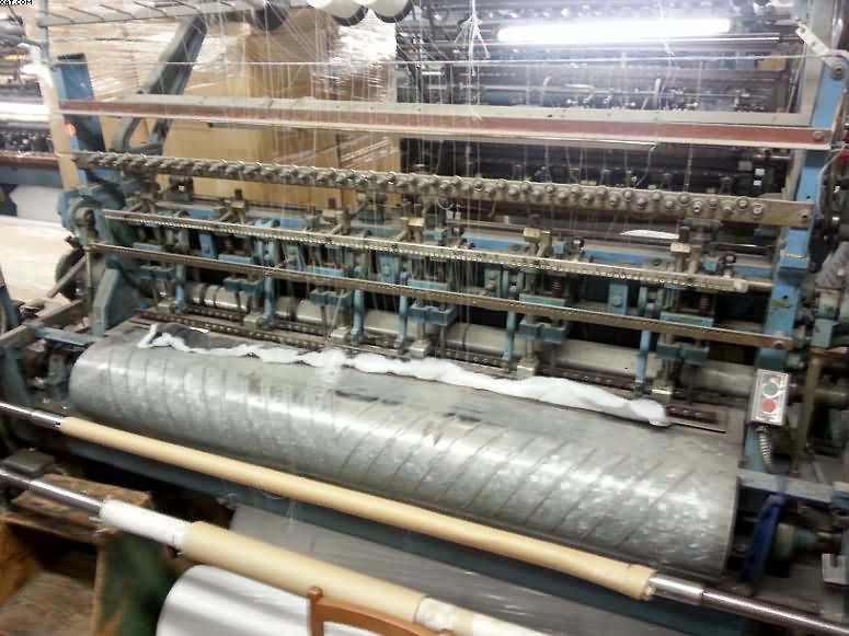 "EDGEWATER MACHINE CO (EMCO) 62"" Quilter, Model 6413."