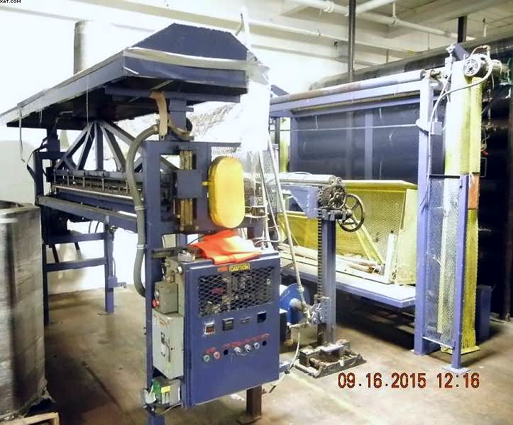 "UNKNOWN  HOT MELT SHEETER, 84"","