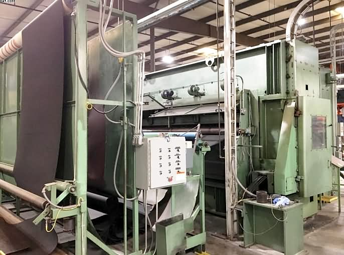 DILO Needle Loom, type Di-Loop VS 45, 4500mm,