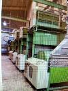 PIERRET / I.R. Recycling Line, 1500mm x 4 cylinders, 2001 yr