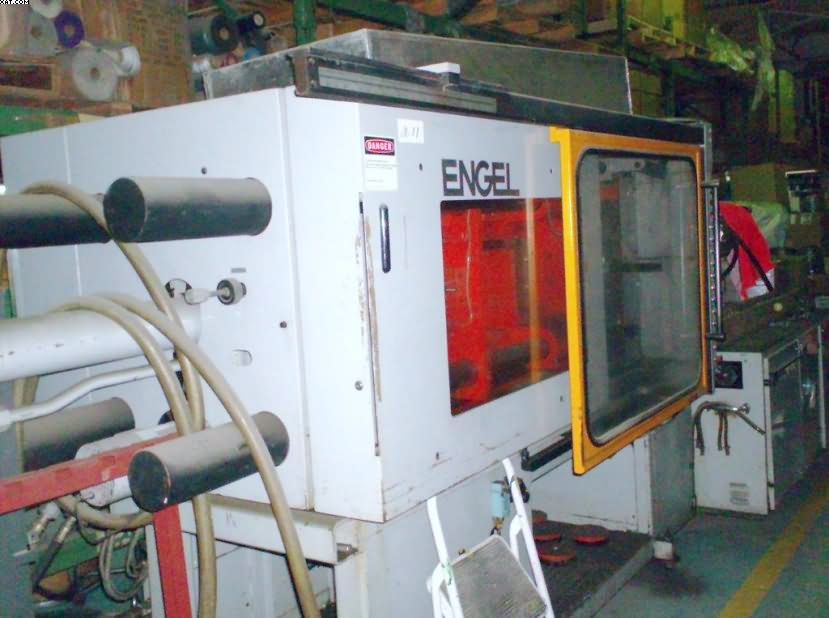 ENGEL Injection Molder, Model ES 175, 175 ton, 1986 YOC,