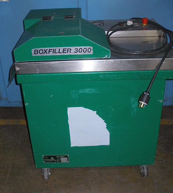 STOROpack Box Filler 3000 Paper Shredder,