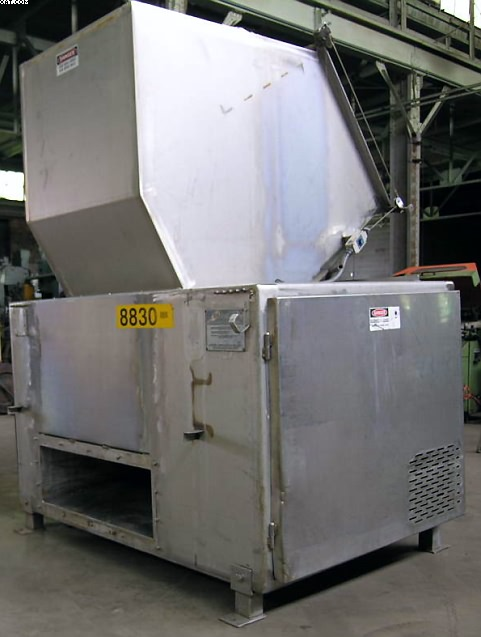 BLOAPCO Model 5FS-1536SS Cardboard shredder,