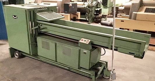 PIERRET CT-45 Guillotine Cutter,