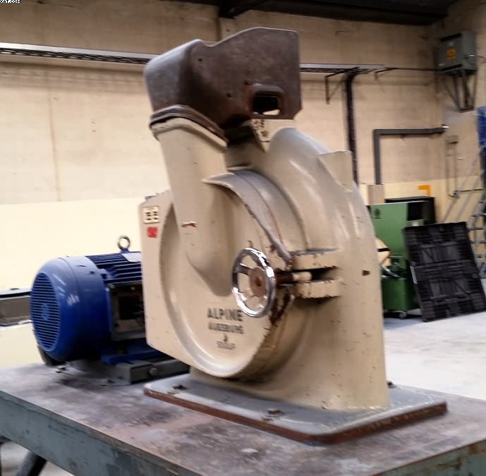 HOSOKAWA ALPINE Fine Impact Mill, 500 UP, 40 hp,