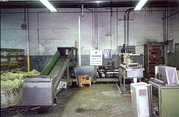 STARLINGER Recycling Line -