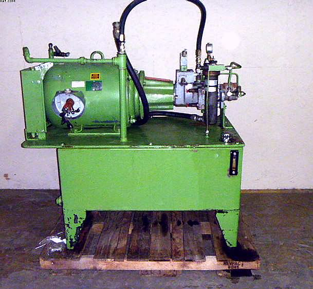 UNKNOWN Hydraulic Pump,