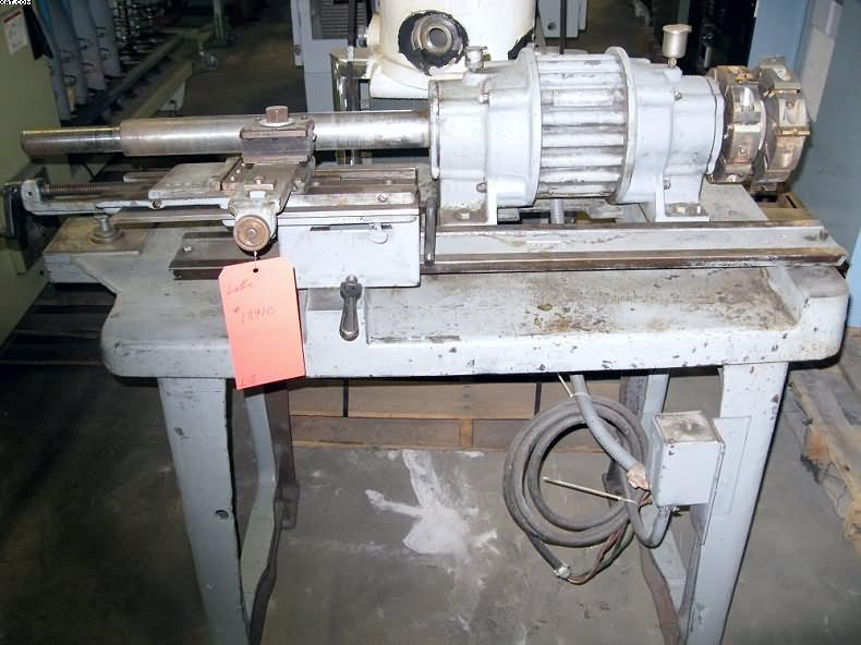 SA Woods Machine Combination Lathe / Router?,