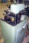 WYSSBROD Model  125/IIA Hobbing Machine