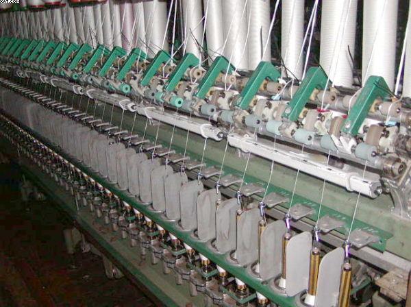 Roberts Arrow M1 Spin Frames 264 Spindles Emco Slubbing