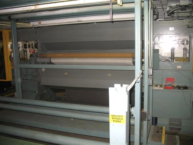 COBBLE LCL Tufter, 1/10 ga level cut and loop, 1992 yr,