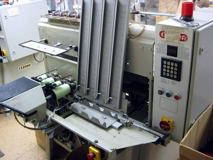 Cezoma model vla87 114 a4 93 winder 4 positions for Electric motor winder jobs in saudi arabia