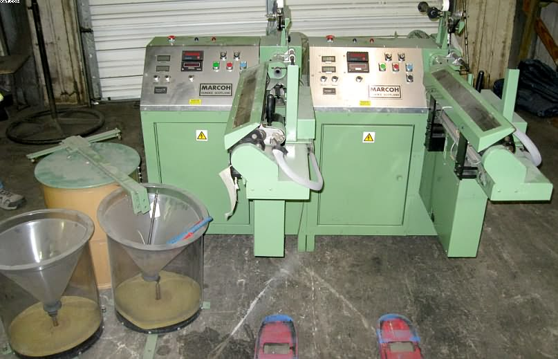MARCOH Pirn Winder, fully automatic,