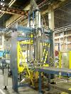 "HAGEMANN Speedmatic Roll Wrapper, max 72"" W x 47"" diameter,"