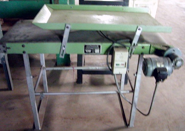 G&W Type RT-330 Packaging Conveyor Table,